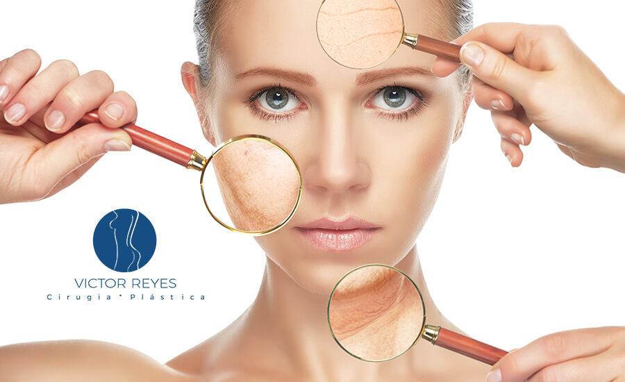 Recomendaciones al escoger un tratamiento de rejuvenecimiento facial